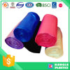 HDPE/LDPE Flat Bottom Seal Trash Bags on a Roll