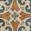 Flower Brick Bathroom Encaustic Decor Tile