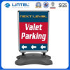 45mm Aluminum Profile Sign Board Outdoor Pavement Sign (LT-10G)