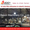 10 Sets Film Blowing Extrusion Machines Running in Client′s Factory