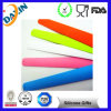 Silicone Slap Band /Cheap Factory Custom Slap Bracelets/Bracelet Wristband