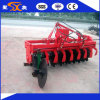 Single Side-Gearbox Transmission Square Beam Disc Harrow with 8 Gap Discs