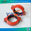Grooved Pipe Fittings/Rigid Coupling with FM/UL/Ce