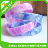 Factory Direct Eco-Friendly Custom Debossed Rubber Bracelet Silicone Wristband