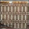 Decorative Color Metal/Stainless Steel Screen for Living Room, Hotel (SS002)