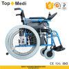 Guangzhou Topemdi Aluminum Economical Electric Wheelchair for Sale