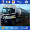 Tri Axles 50000liters Fuel Tank Tractor Trailer for Sale