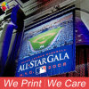 Indoor & Outdoor Custom Poly Advertising Polyester Fabric Banner Printing