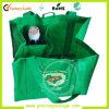 Reusable PP Non Woven Shopping Bag with Bottle Divider (PRA-829)