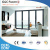 High Quality with Factory Aluminum Glass Folding Door