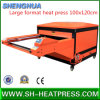 Hot Sale Large Sublimation Heat Press Machine 100*120cm, 100*80cm