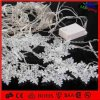 8m Battery Operated Snowflake Christmas Fairy Lights