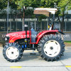 4X4 Tractor 70HP with Canopy and Rear Hitch