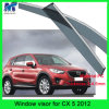 Window Flares for Mazda Cx5 2012