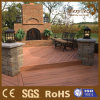 Hot Sale Outdoor Decking with Mix Color Grain Surface