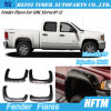 for Gmc Sierra 07-12 Injection Mold Fender Flares