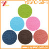Round Shape Silicone Cup Mat (YB-LY-CM-01)