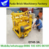 Small Hydraulic Concrete Block Making Machine From China Manufacture