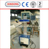 Laser Marking Machine on Plastic Pipe