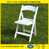 Folding White Wedding Plastic Chair for Events