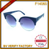 F14060 Fashion Metal with Plastic Sun Glasses Latest Products