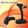 Black Handfree Barcode Scanner, POS Scanner (SGT-2208AP)