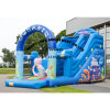 Kids Playground Outdoor Oceanic Inflatable Slide