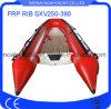 Sxv230-390 Fiberglass V Hull Inflatable Recuse Boat
