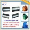 Titanium Cribide Cermet Rods More Precision Better Abrasion Resistance