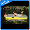 Inflatable Jet Ski Dock, Inflatable Dock Floating on The Water