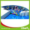 Ocean Theme Indoor Kids Play Area with Trampoline