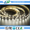 High Lumen SMD3528 4.8W/M LED strip with CE&RoHS for indoor use