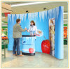 Magnetic Floor Standing Pop up Display (4*3 Curved)