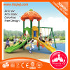 Kids Outdoor Play Gym Outdoor Playground Equipment in Guangzhou