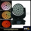 36PCS 10 W RGBW LED Beam Moving Head Light