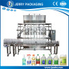 Automatic Gravity Alcohol Liquid Jar Keg Bottling Bottle Filling Machine