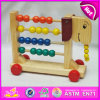2015 Educational Kids Wooden Math Toy, Child Wooden Elephant Abacus Toy, Learning Math Toys Teacher Abacus Toy for Sale QQ-6004[1]