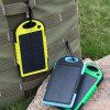 12000mAh Sports Design Waterproof Portable Travel Solar Power Bank