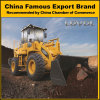 China Famous Export Brand Lovol FL936F-II wheel loader with long base