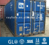 20gp Cheap Shipping Containers with Steel Material