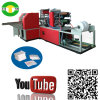 High Speed Full Auto Colored Serviette Paper Machine Price