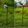 Solar Courtyard Light/Garden Lamp The Height of Pole Adjustable