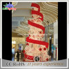 Professional Factory Popular High Light Blinking 3D Christmas Tree