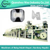 Effective Adult Diaper Pad Machine with SGS in China (CNK250-HSV)