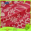 Stretch Knitting Polyester Spandex Nylon Jacquard Plain Fabric (WNE3136)