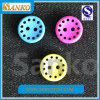 Colorful 2 Holes Button for Garment