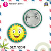 DIY Metal Pin Badge with Factory Price