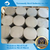 Manufacturer High Quality 409 Hr/Cr Stainless Steel Circle