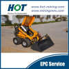 Wide Used Customized Small Wheel Loader Skid Steer Mini Loader