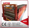 Roof Panel Step Tile Roll Forming Machine Double Layer Steel Roof and Wall Sheet Roller Machine